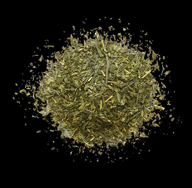 homepage green tea leaves